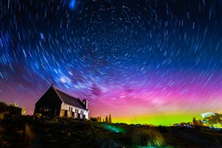 ★世界一の星空★テカポ湖で史上最高の天体観測をしよう!