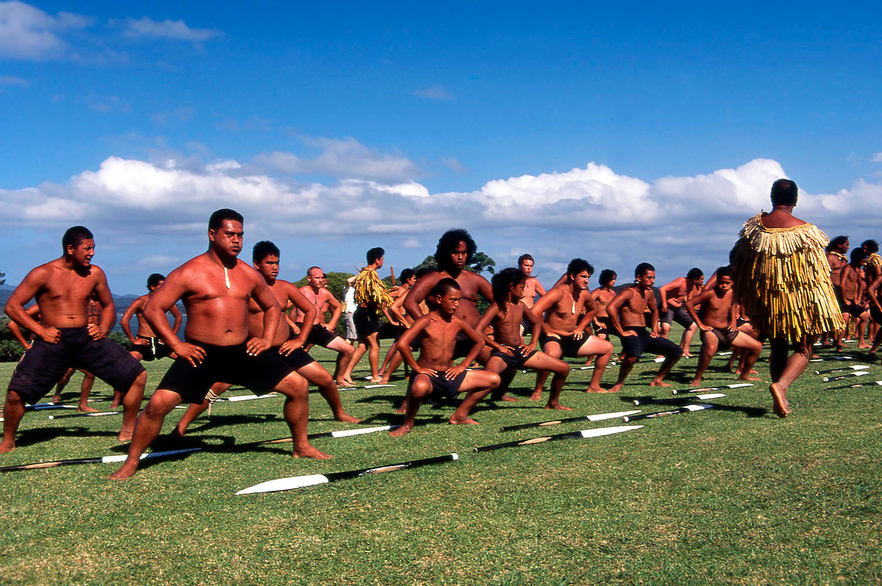 Waitangi Day - New Zealand Public Holiday